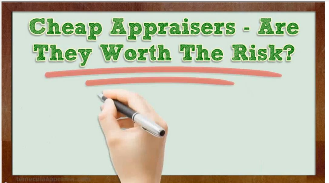 appraisal for bankruptcy